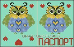 Gallery.ru / Фото #29 - Дарю (схемы по моим разработкам) - anethka
