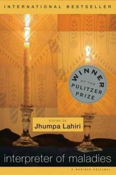 Interpreter of Maladies by Jhumpa Lahiri | 16 Little Books To Read On Long Journeys