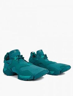Y-3 Blue Kohna Sneakers The Y-3 Kohna Sneakers, seen here in petrol. - - - As part of the AW16 collection from adidas and Yohji Yamamoto, the Kohna sneaker is crafted from technically innovative neoprene and designed to be h http://www.MightGet.com/january-2017-13/y-3-blue-kohna-sneakers.asp