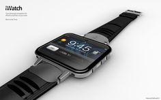 Apple podría estar trabajando con Intel para lanzar un reloj de pulsera en 2013 (iWatch).