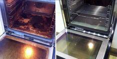 Αν προσπαθείτε να καθαρίσετε τον φούρνο σας με τα κοινά καθαριστικά ψεκασμού ή με απλό σαπούνι και νερό, να ξέρετε ότι υπάρχει ένας καλύτερος τρόπος!
