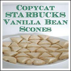 not so healthy. but i couldn't resist: Copycat Starbucks Petite Vanilla Bean Scones Breakfast Recipes, Dessert Recipes, Breakfast Ideas, Desserts, Vanilla Bean Scones, Vanilla Beans, Bean Recipes, Copycat Recipes, Starbucks Vanilla