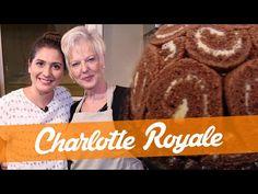 Carol Fiorentino mostra como se fazer em casa um Charlotte Royale