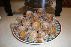 this is my favorite starter recipe for the no yeast donut holes. (now get creative with it. fry in coconut oil? sure. mix in less sugar, add chiles and lime and cheese? why not.)