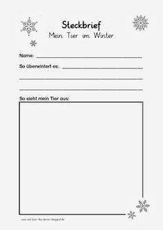 kostenloses arbeitsblatt f r den sachunterricht in der grundschule zum thema tiere im winter. Black Bedroom Furniture Sets. Home Design Ideas