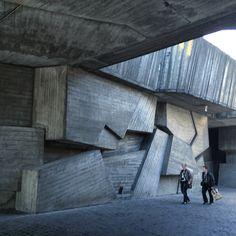 Soviet Brutalist Architecture in Ukraine - Imgur