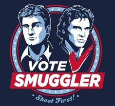 Vote Smuggler- RIPT « Daily T-Shirts