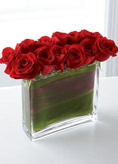1000 Images About Centerpiece Ideas In Rectangular Vases On Pinterest Flower Arrangements