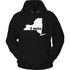 I Miss New York - My State Shirts