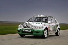 Este coche era la respuesta, un Skoda Felicia Kit Car bastante bonito por cierto!