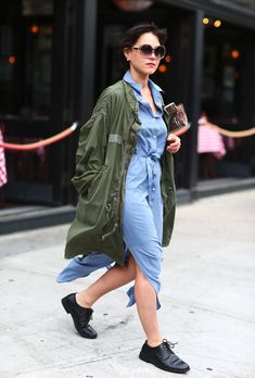 All the pretty birds » MILITARY-INSPIRED STYLE