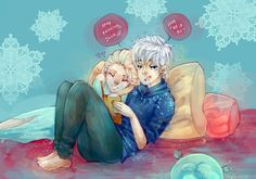 Jelsa, two different pieces, same puzzle, perfect fit ❄️❄️❄️