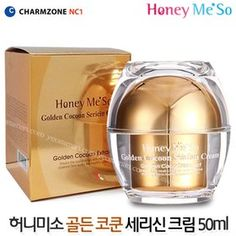 CHARMZONE NC1 Honey Me'so Golden Cocoon Sericin Cream 50ml