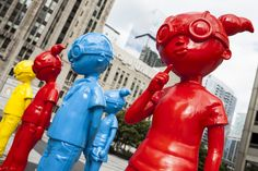 Soleil's To-Dos! - SunSpots - In the News: Hebru Brantley Selected ...