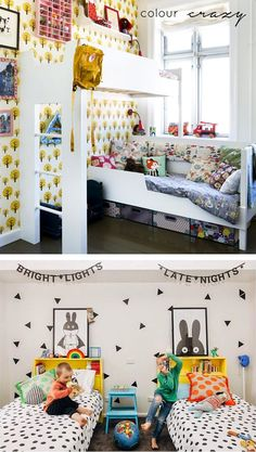 Decorating Small: 10 little rooms for little kids