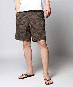 wjk(ダブルジェイケイ)のdigi-Camo shorts(パンツ)|ダークグレー