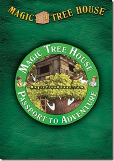 Passport for the Magic Tree House series