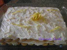 Tiramisu' al limone
