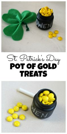 DIY Mini Pot of Gold