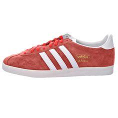 Xile Clothing - Adidas Footwear: ADIDAS - Q23176 GAZELLE OG TRAINER INFARED (15150)