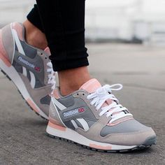Sneakers women - Reebok GL6000 (©unknown) Clothing, Shoes & Jewelry : Women : Shoes : Fashion Sneakers : shoes http://amzn.to/2kB4kZa