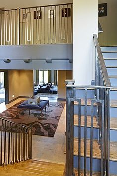 Great Contemporary Staircase @Stephanie Nobis