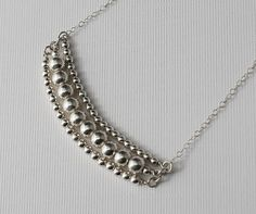 sterling eye pins-curve slightly, sterling beads-2 sizes