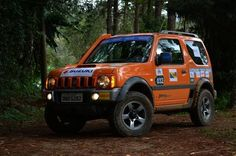Teste: Suzuki Jimny 4Sport - Diversão Integral