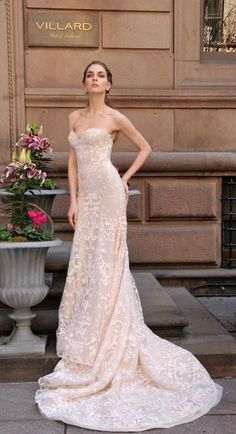 Wedding dress idea; Featured: Isabelle Armstrong