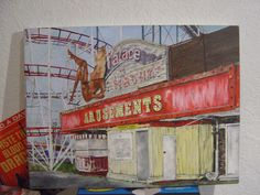 'Palace of Pleasure' Amusements, Rhyl