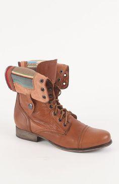 Steve Madden Camarro Boots