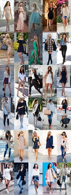 What's Trending - 31 Outfits (F/W) 2016