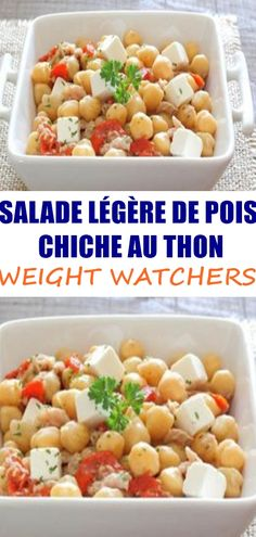 Weight Warchers, A Food, Food And Drink, Plats Weight Watchers, Diet Recipes, Healthy Recipes, Learn To Cook, Summer Recipes, Feta