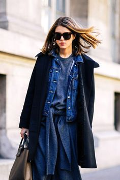 Street Style: Ease Into Spring With This Ultra-Cool Layered Look