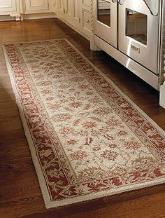 At home anywhere from a hallway to your kitchen, the Delaney EZ Care Rug is hand-hooked for beauty and durability.