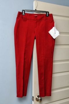Stitch Fix - Margaret M Alivia Ankle Length Pants <3 love the color and style <3