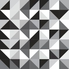 Black and white triangle pattern, background, texture Royalty Free Stock Vector Art Illustration White Pattern Background, Black And White Background, Geometric Background, Textured Background, Wallpaper Designs For Walls, Texture Vector, Triangle Pattern, Geometric Wallpaper, White Texture