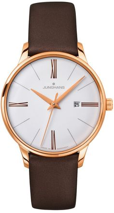 Junghans Watch Meister Damen Pre-Order #basel-15 #bezel-fixed #bracelet-strap-leather #brand-junghans #case-depth-7-5mm #case-material-rose-gold-pvd #case-width-30-8mm #date-yes #delivery-timescale-call-us #dial-colour-white #gender-ladies #luxury #movement-quartz-battery #new-product-yes #official-stockist-for-junghans-watches #packaging-junghans-watch-packaging #pre-order #pre-order-date-30-06-2015 #preorder-june #style-dress #subcat-meister #supplier-model-no-047-7571-00…