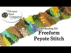 Free Peyote Stitch Bead Patterns - http://www.guidetobeadwork.com/wp/2013/05/free-peyote-stitch-bead-patterns-5/