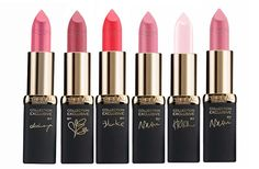 Pinks are the new Reds – L'Oreal Paris Colour Riche Collection Exclusive Pinks