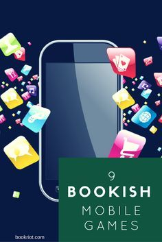 Book nerdery goes to the next level with these 9 bookish mobile games. Check 'em out.