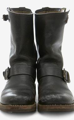 Mega Platform Brown Leather Studded Chunky Platform Ankle Boots 8 ...