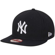 New York Yankees New Era Flag Stated 9FIFTY Adjustable Hat - Navy