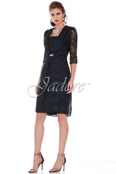 Jadore black dress jacket