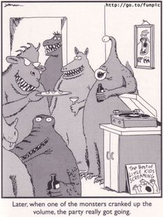 The Far Side by Gary Larson.