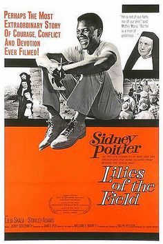 Sidney Poitier | Lilies in the Field by Black History Album, via Flickr