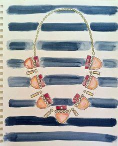 Necklace No. 3 www.evelynhenson.com