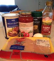 The Simple Life: Healthy Crockpot Chicken Parmesan!!
