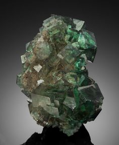 FLUORITE Okorusu Mine, Otjiwarongo District, Otjozondjupa Region, Namibia