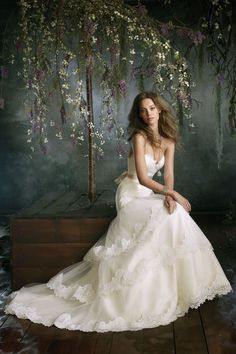 JLM - Tara Keeley 2012 collection, wedding dress gown